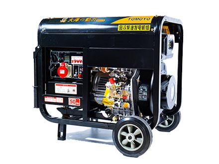 8kw开架柴油发电机