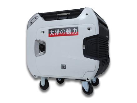 5KW数码变频发电机