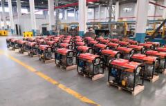 部队采购:48台小型柴油发电机组