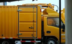 工程车载:20KW静音柴油发电机