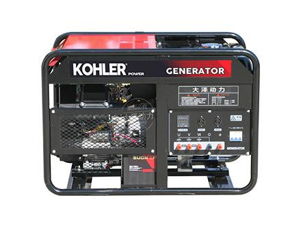 科勒动力15KW汽油发电机电启动