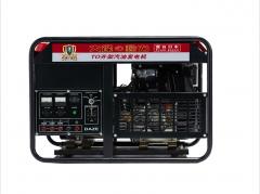 电启动15KW汽油发电机单三相